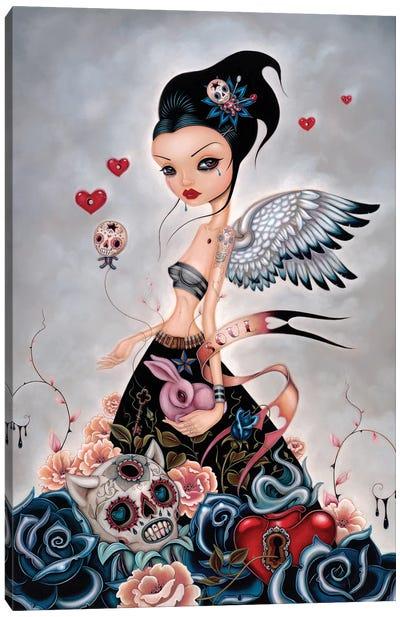 Lost Souls Canvas Art Print