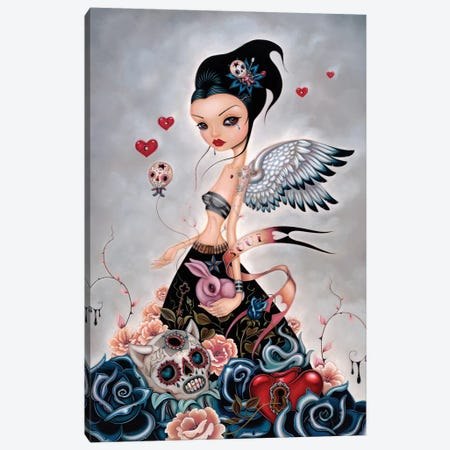 Lost Souls Canvas Print #CAI54} by Caia Koopman Canvas Print