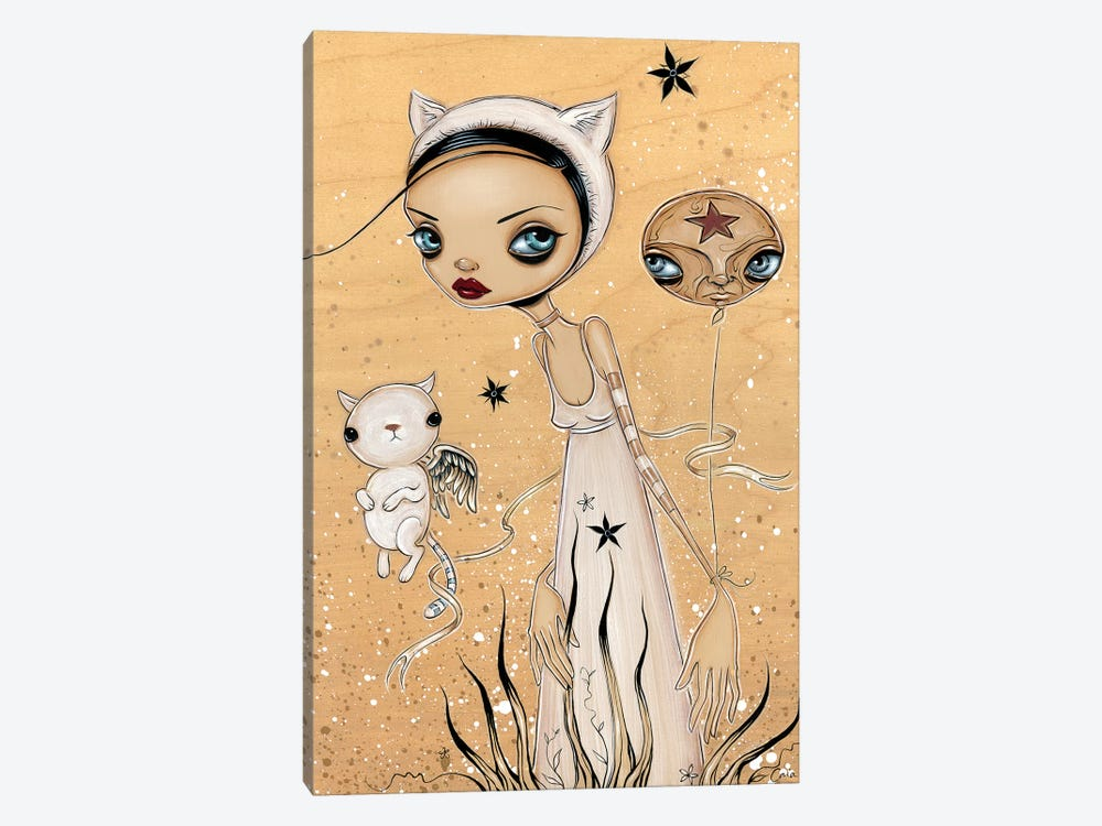 Feline by Caia Koopman 1-piece Canvas Artwork