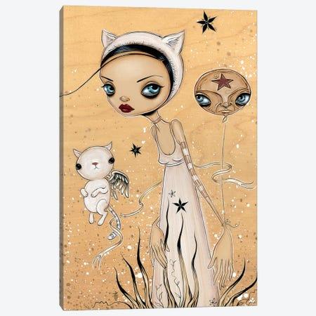 Feline Canvas Print #CAI63} by Caia Koopman Art Print