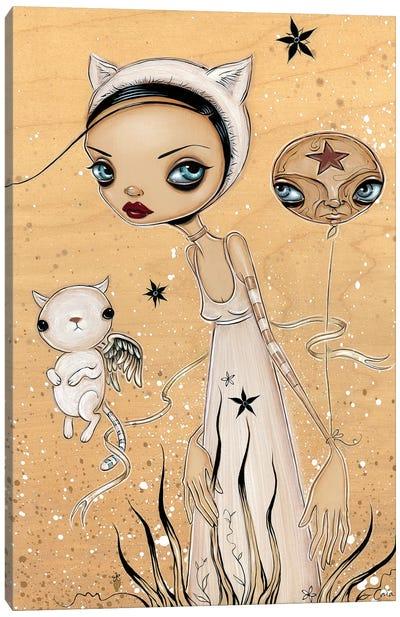 Feline Canvas Art Print