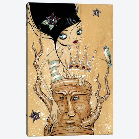 Majesty Canvas Print #CAI67} by Caia Koopman Canvas Artwork