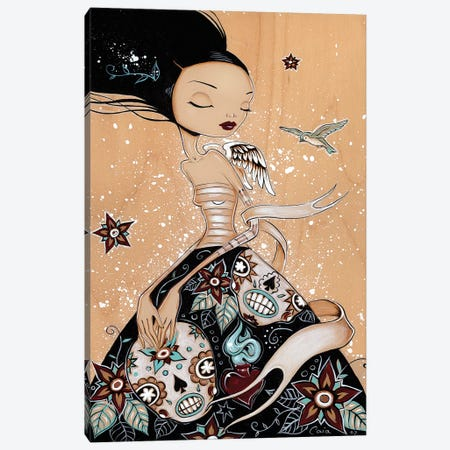 Quietus Canvas Print #CAI70} by Caia Koopman Canvas Wall Art