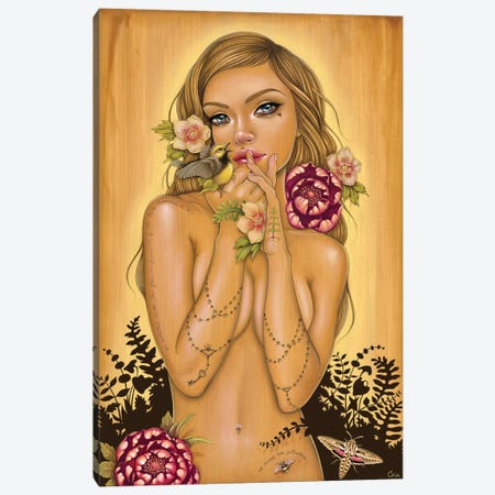 Gaia Reborn Canvas Print #CAI79} by Caia Koopman Canvas Art