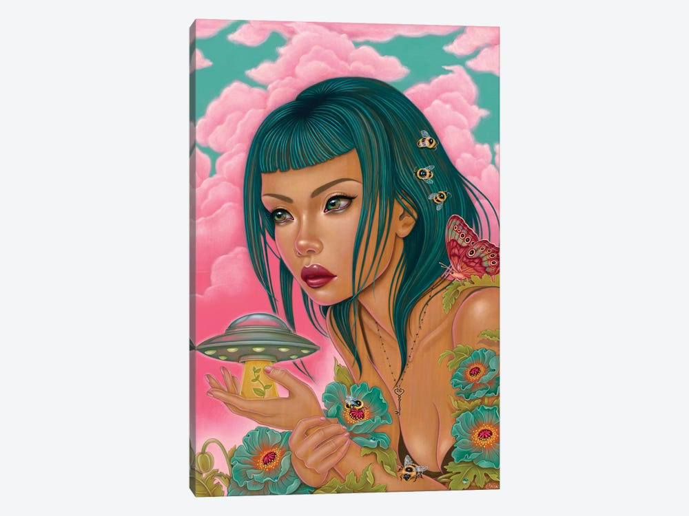 Our Own Worst Enemy by Caia Koopman 1-piece Art Print