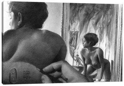 In Hoc Signo Canvas Art Print
