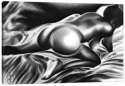 Roundism Xli Canvas Art Print