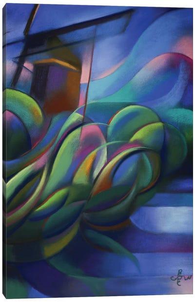Nieuwe Veenmolen Canvas Art Print