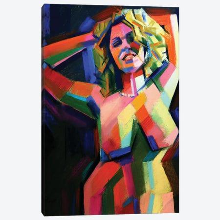 Pearls Canvas Print #CAK21} by Corné Akkers Canvas Art Print