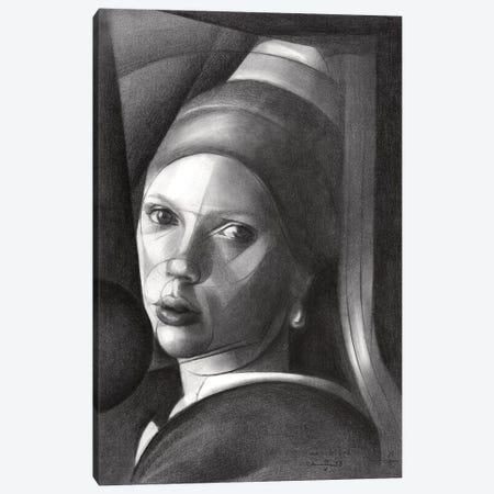 Sans Titre I Canvas Print #CAK43} by Corné Akkers Canvas Print
