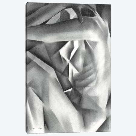 Nude V Canvas Print #CAK69} by Corné Akkers Canvas Art Print