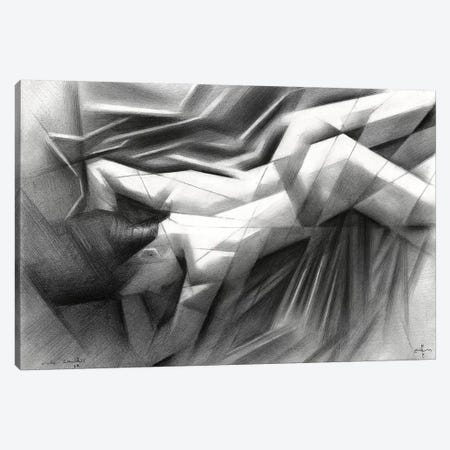 Nude VI Canvas Print #CAK70} by Corné Akkers Canvas Artwork