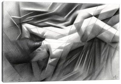 Nude VI Canvas Art Print