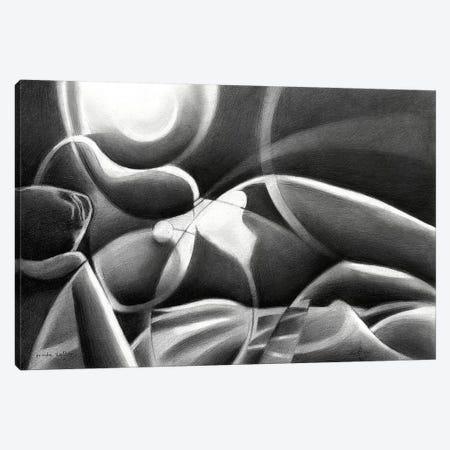 Nude VII Canvas Print #CAK71} by Corné Akkers Canvas Wall Art