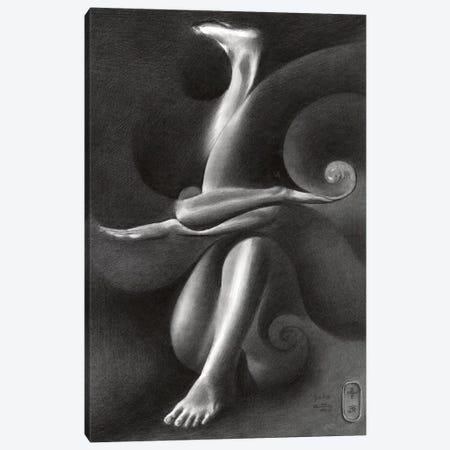 Julia Canvas Print #CAK85} by Corné Akkers Canvas Wall Art
