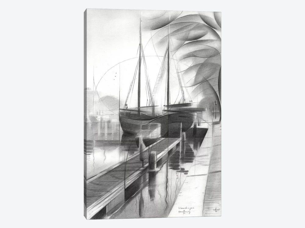 Vlaardingen by Corné Akkers 1-piece Art Print