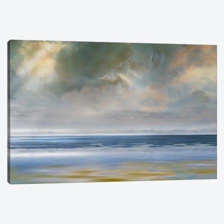 Reflection of Light Canvas Print #CAL11} by Mike Calascibetta Art Print