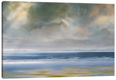 Reflection of Light Canvas Art Print