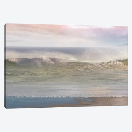 California Surf Canvas Print #CAL12} by Mike Calascibetta Canvas Art Print