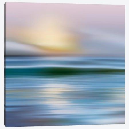 Early Morning, Zuma Beach Canvas Print #CAL13} by Mike Calascibetta Canvas Print