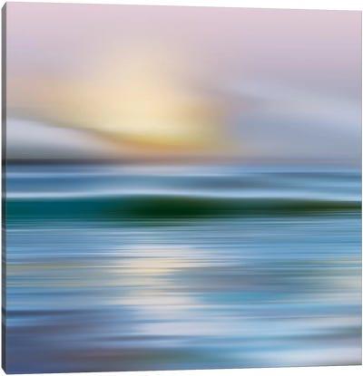 Early Morning, Zuma Beach Canvas Art Print