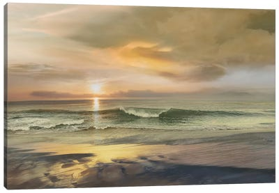 Monterey Canvas Art Print