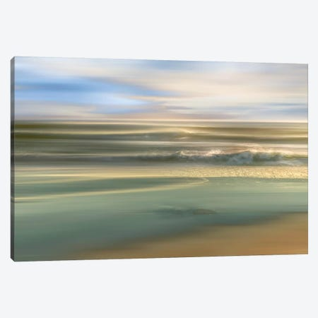 Topaz Light Canvas Print #CAL19} by Mike Calascibetta Art Print