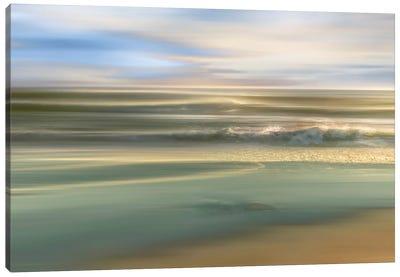 Topaz Light Canvas Art Print