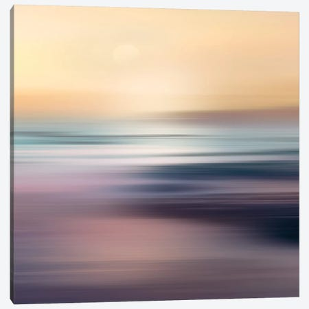 Zuma Beach Canvas Print #CAL20} by Mike Calascibetta Canvas Artwork