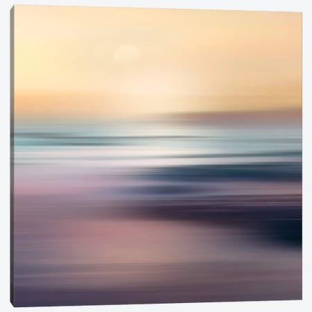 Zuma Beach Canvas Print #CAL20} by Mike Calascibetta Canvas Artwork