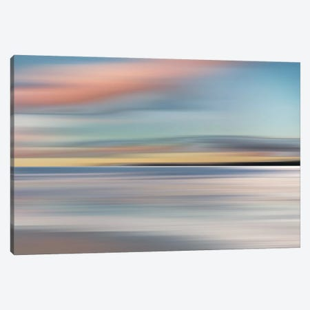 Honey Twilight Canvas Print #CAL22} by Mike Calascibetta Canvas Artwork