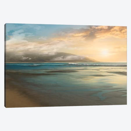Island Mist Canvas Print #CAL23} by Mike Calascibetta Canvas Wall Art