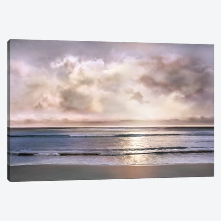 Velvet Beach Canvas Print #CAL25} by Mike Calascibetta Canvas Art Print