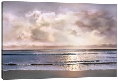 Velvet Beach Canvas Art Print