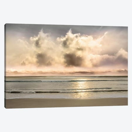 Warm Breezes Canvas Print #CAL26} by Mike Calascibetta Art Print
