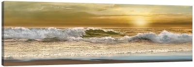 Home is Where the Beach is Canvas Art Print