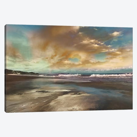 Reflection Canvas Print #CAL4} by Mike Calascibetta Canvas Print