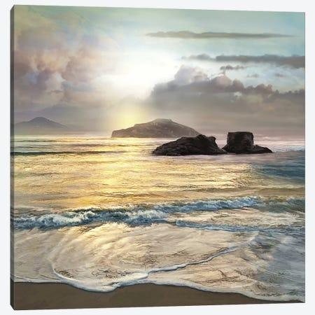 Passing Canvas Print #CAL52} by Mike Calascibetta Canvas Art Print