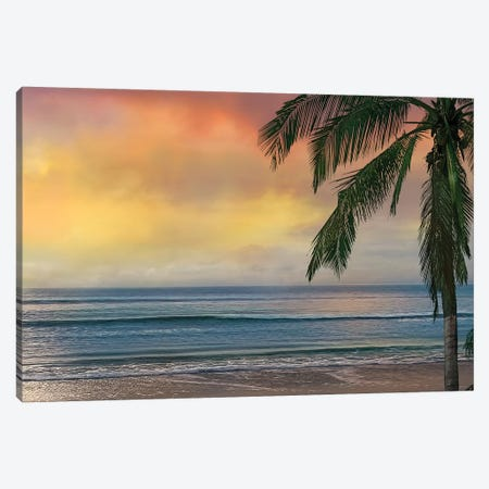 Sunset Cove II Canvas Print #CAL54} by Mike Calascibetta Canvas Artwork