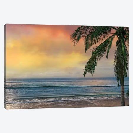Sunset Cove II 3-Piece Canvas #CAL54} by Mike Calascibetta Canvas Artwork
