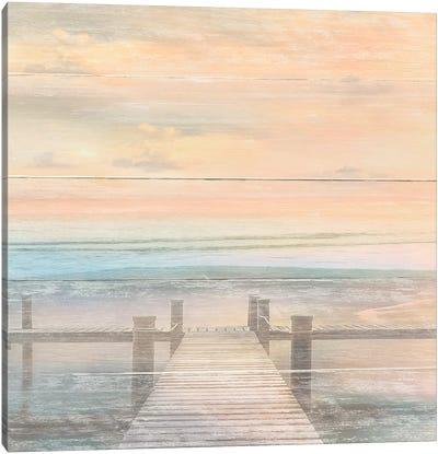 The Beach is Calling Canvas Art Print