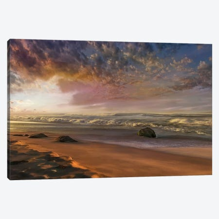 Summer Magic Canvas Print #CAL5} by Mike Calascibetta Canvas Art Print
