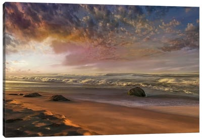 Summer Magic Canvas Art Print