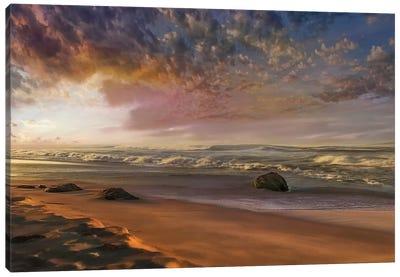 Summer Magic Canvas Art Print