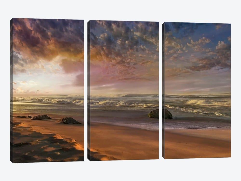 Summer Magic by Mike Calascibetta 3-piece Art Print