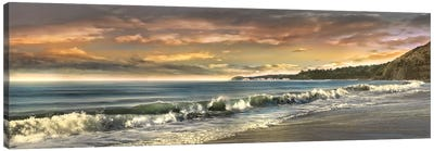 Warm Sunset Canvas Art Print