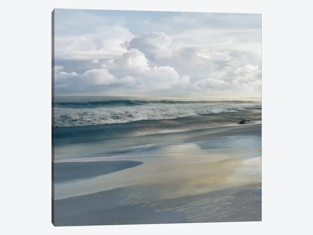 Shades Of Grey by Mike Calascibetta 1-piece Canvas Print