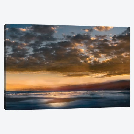 A Dream Away Canvas Print #CAL8} by Mike Calascibetta Canvas Wall Art