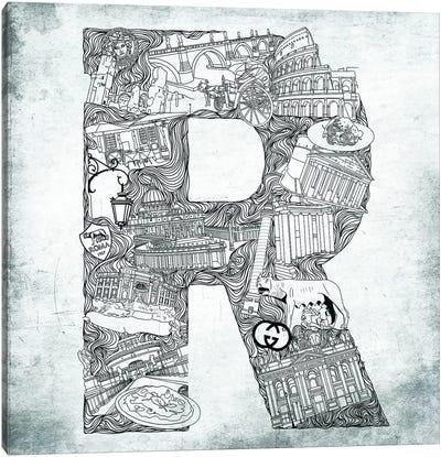 Rome Canvas Print #CALP18
