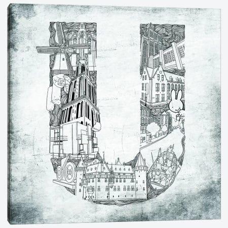 Utrecht Canvas Print #CALP21} by 5by5collective Canvas Art Print